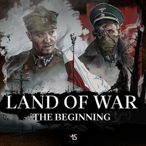Land of War The Beginning art 2