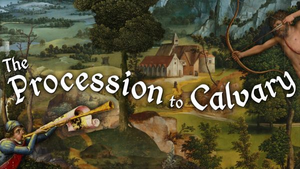 The Procession To Calvary Data Premiery Konsole