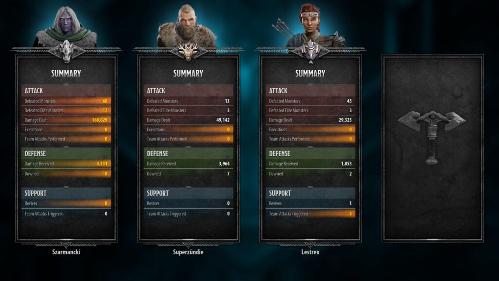 Dark Alliance Screen3