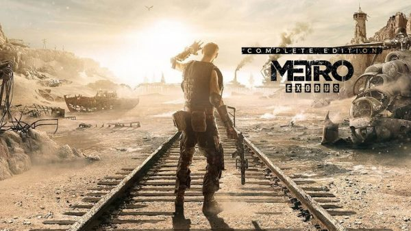 Metro Exodus Edycja Kompletna