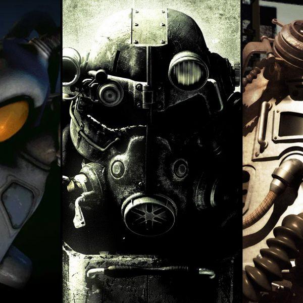 Ranking Serii Fallout