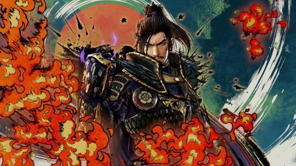 Samurai Warriors 5 art