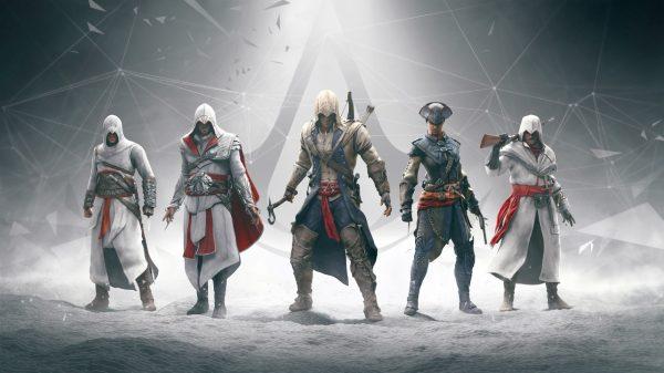 Assassin's Creed Ranking Odsłon Pobocznych