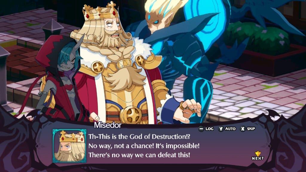 Disgaea 6 Defiance Of Destiny Recenzja Gry