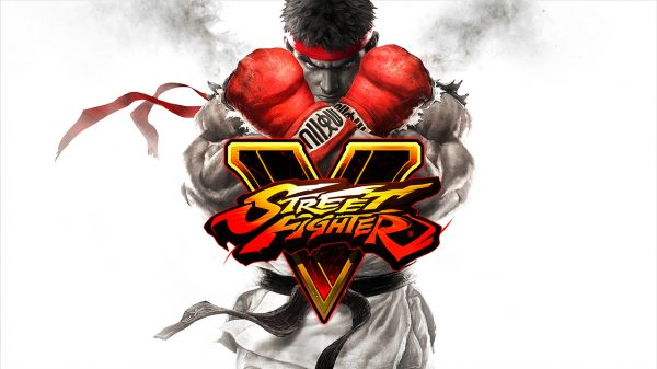 Street Fighter V Oro