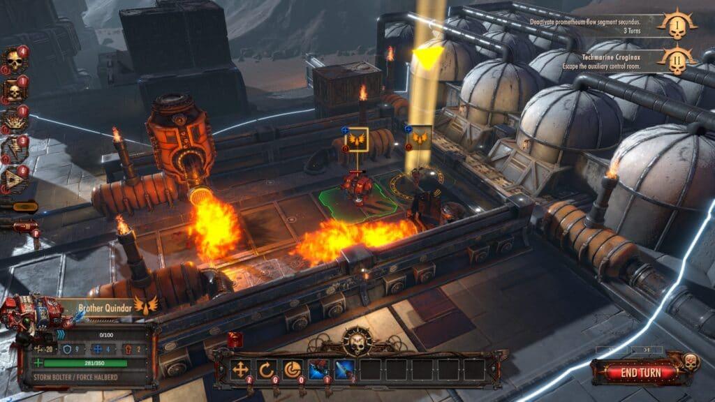 Warhammer 40000 Battlesector 2