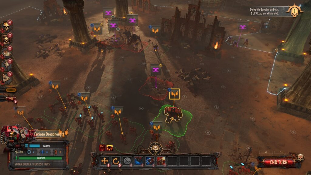Warhammer 40000 Battlesector 3