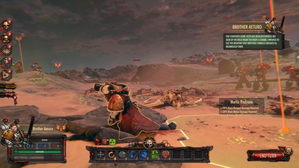 Warhammer 40000 Battlesector 4