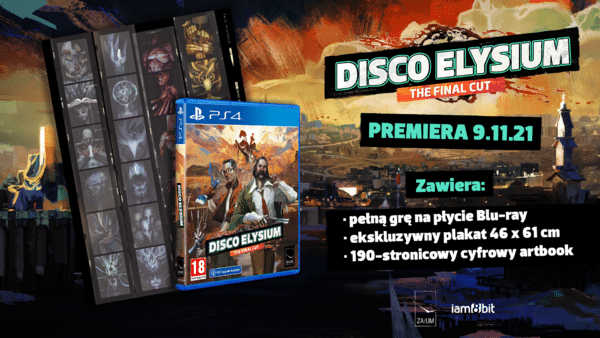 Disco Elysium Box