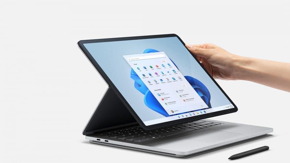 Surface Laptop Studio Hinge 1000x562