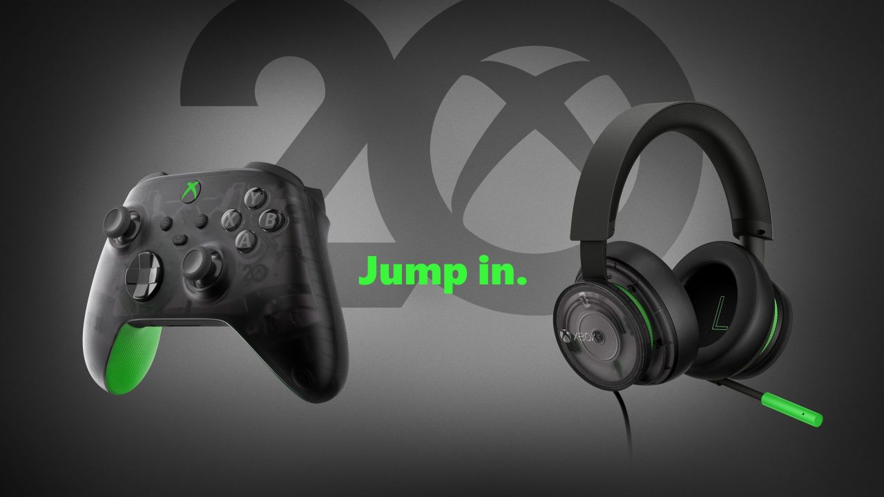 20 Lat Marki Xbox