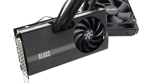 Inno3D GeForce RTX 3080 Ti iChill Black