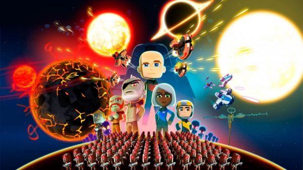 Space Crew Legendary Edition 1