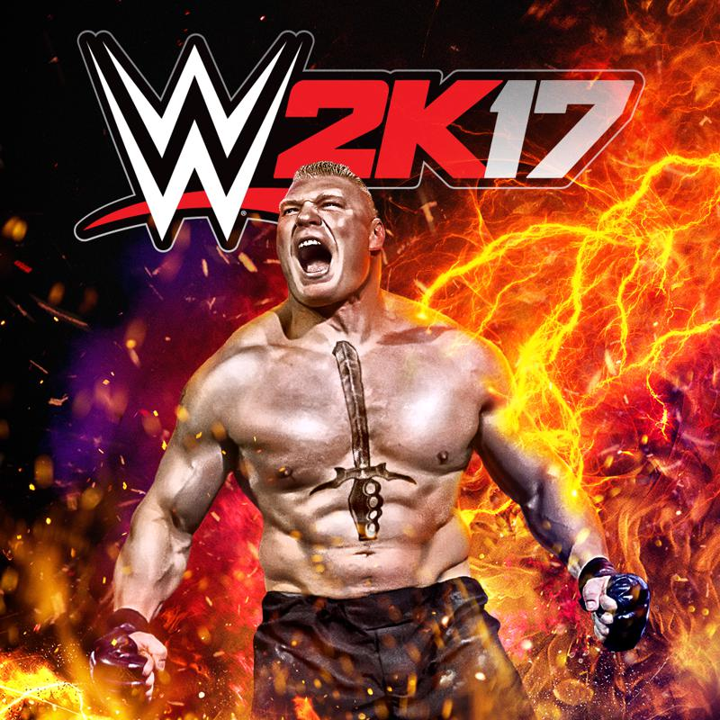 379306 wwe 2k17 playstation 4 front cover