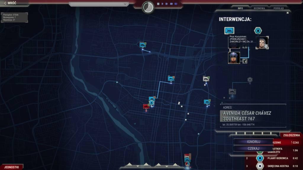 911 Operator mapa screen2