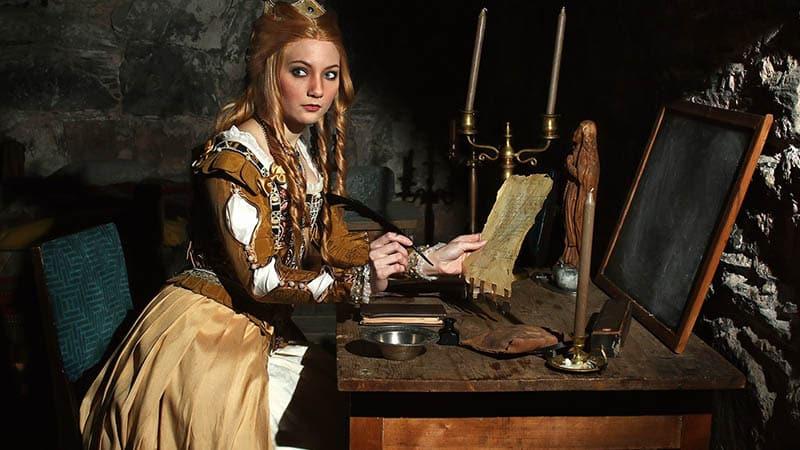 Anna Henrietta cosplay