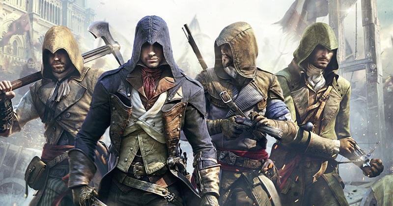 Assassins Creed Unity 1