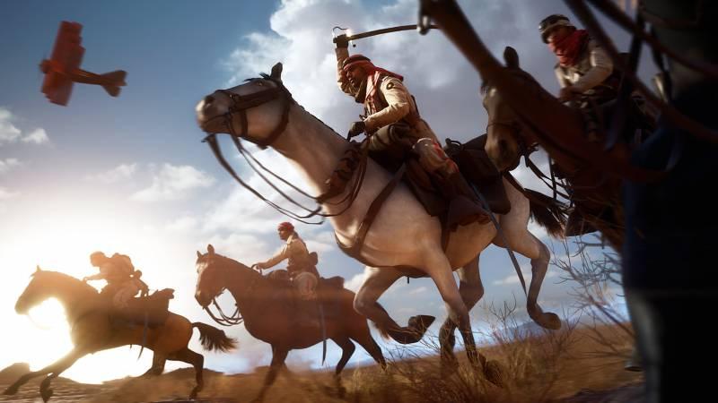 Nowy zwiastun fabularny Battlefield 1