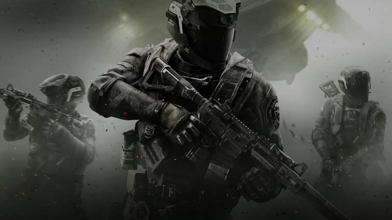 Dodatek Sabotaż do Call of Duty: Infinite Warfare zadebiutuje w styczniu przyszłego roku