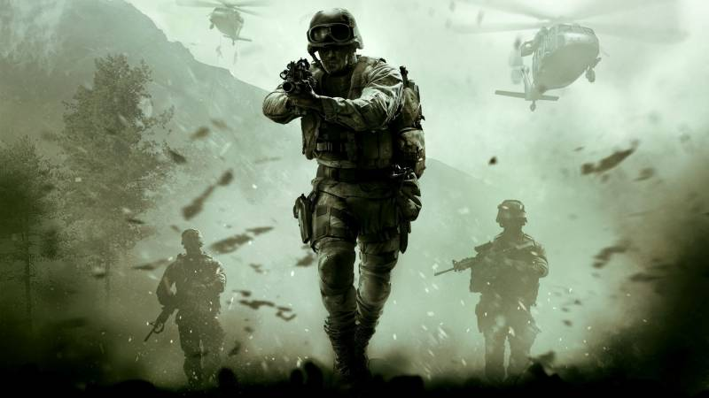 Call of Duty Modern Warfare Remastered 1 e1481286163473