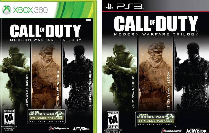 Call of duty Modern Warfare Trilogy e1467743327789