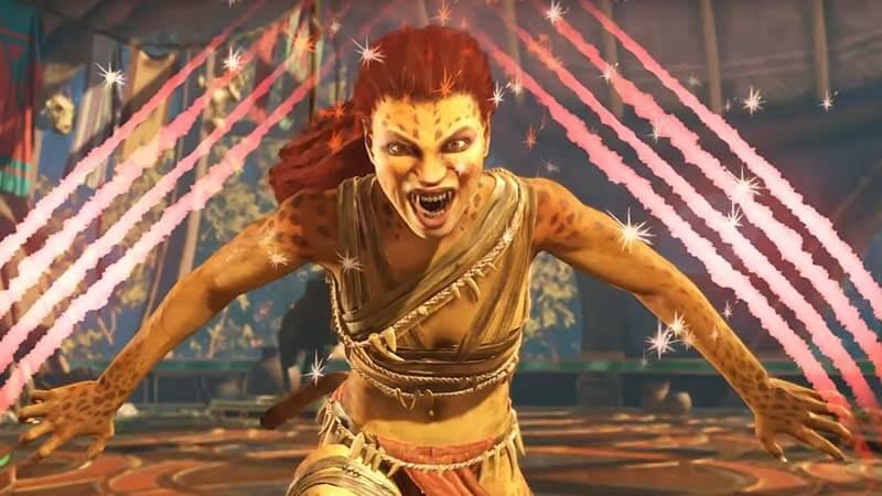 Injustice 2 z nowym trailerem. Cheetah w akcji