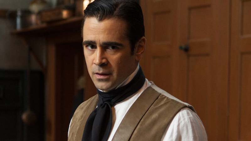 Colin Farrell Miss Julie