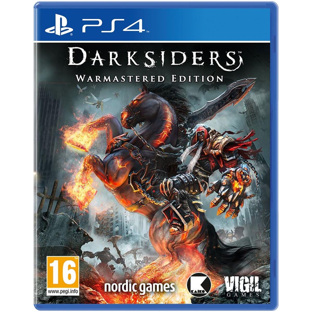 Darksiders Warmastered Edition za darmo dla posiadaczy oryginalnej wersji