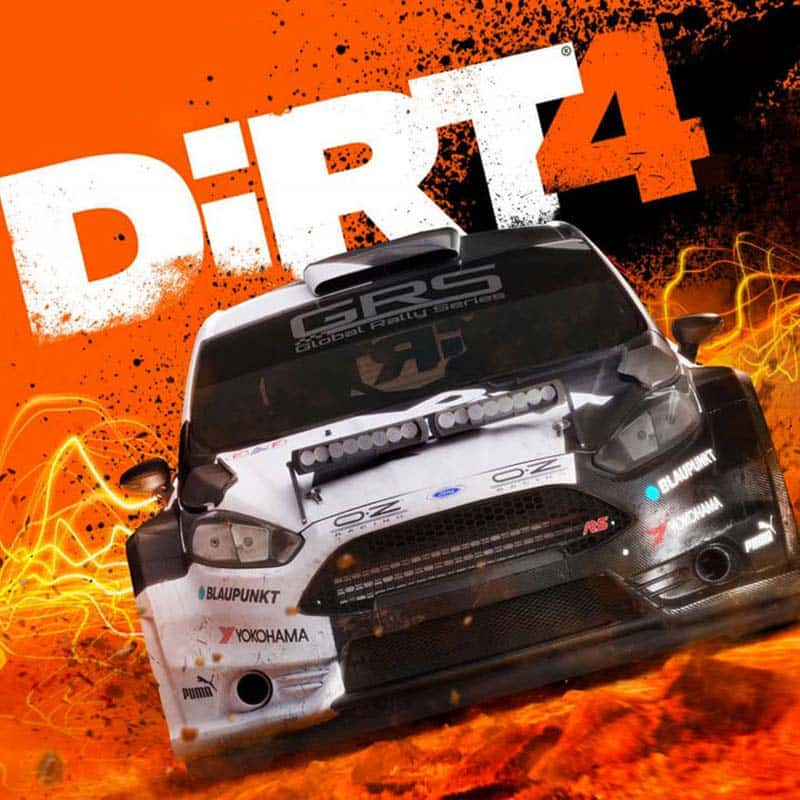 Dirt 4 okladka