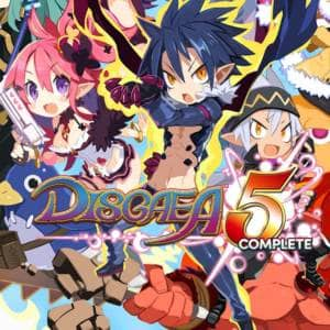 Disgaea 5 Complete Box