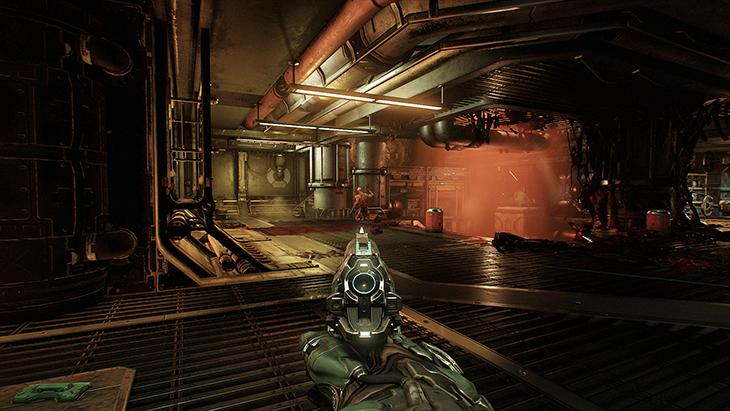 Doom pistolet
