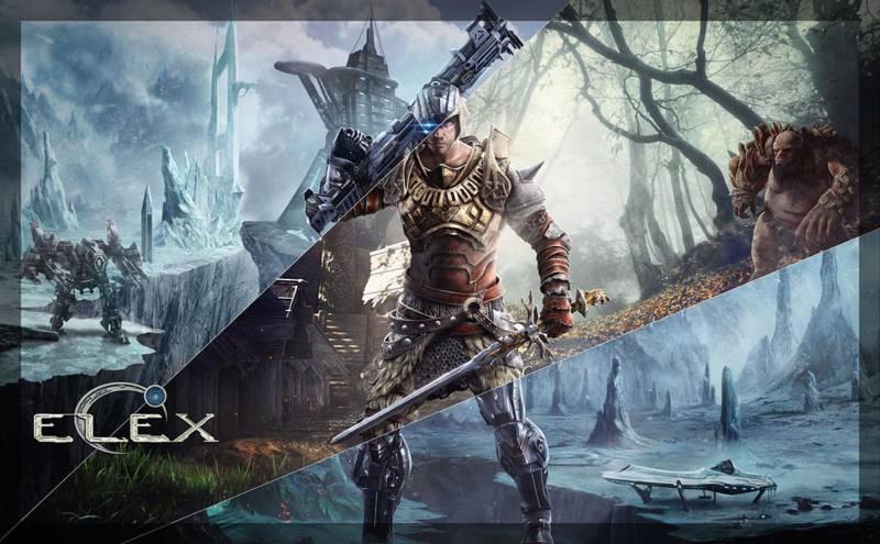 ELEX – pierwszy gameplay z Gamescom 2016