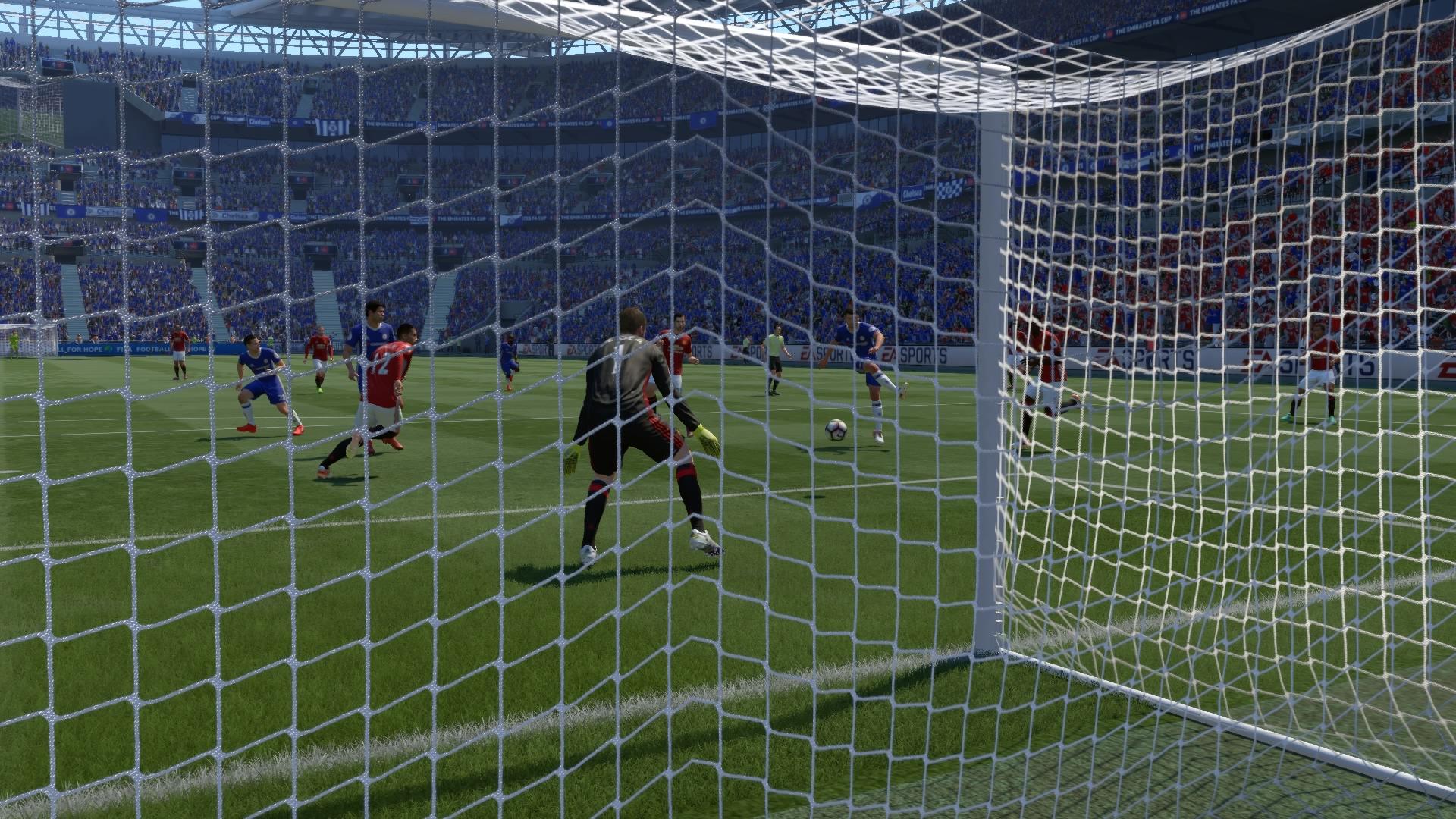 FIFA 17 Intra 0:1 CHE — MUN, 2. poł.