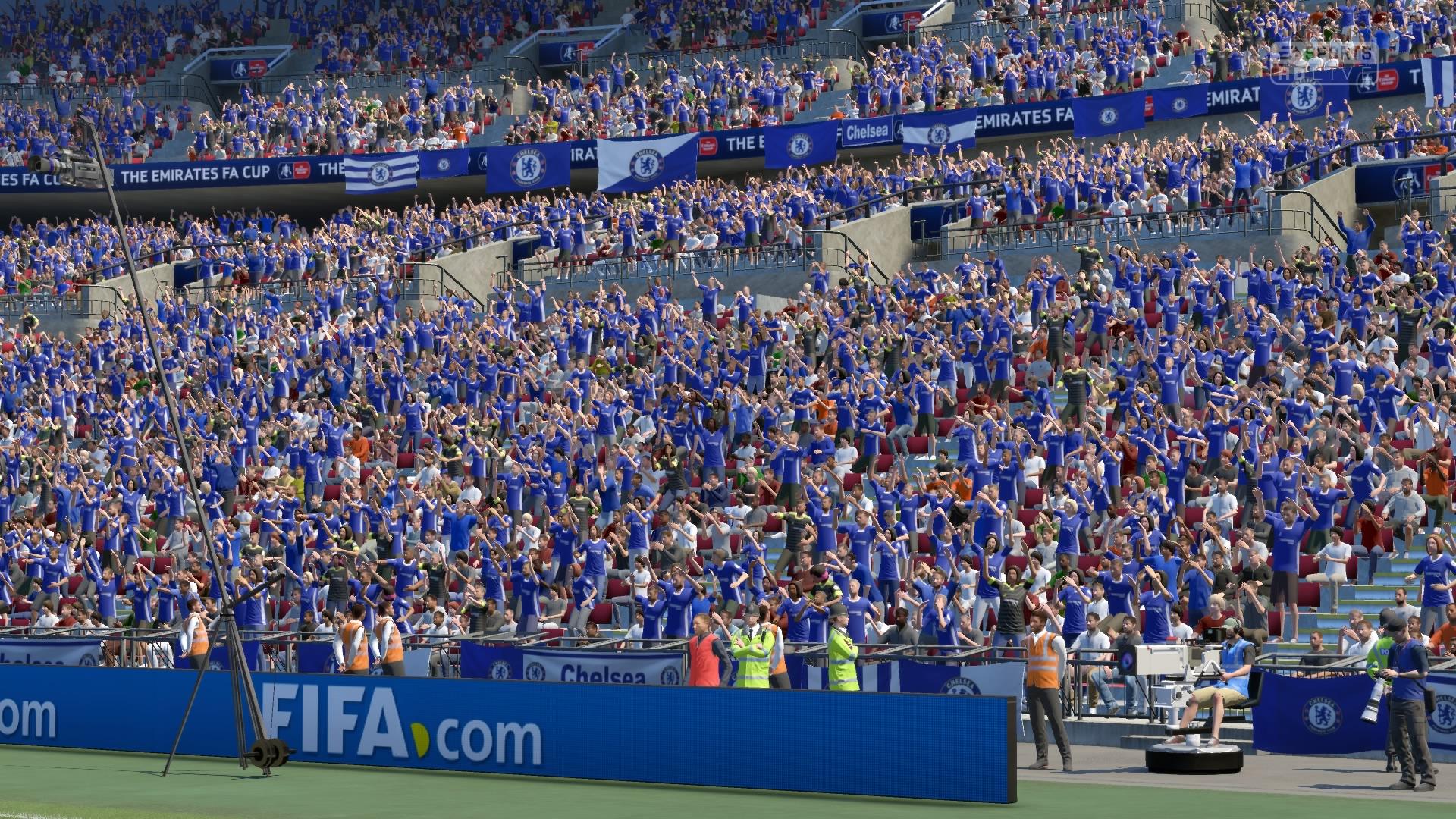FIFA 17 Intra 3:2 CHE — MUN, 2.poł.dog.