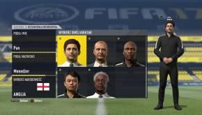 FIFA 17 Kariera w menu 1