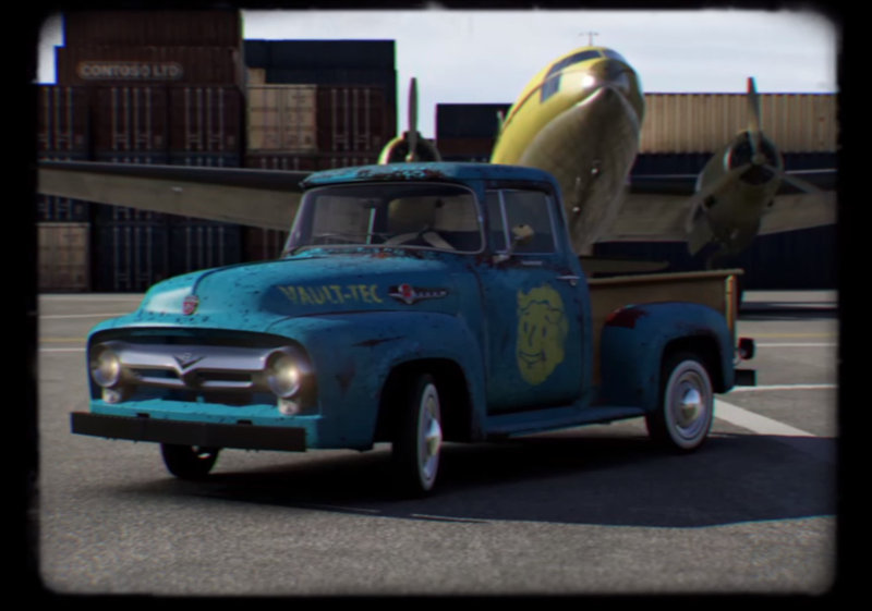 Fallout 4 Forza Motorsport 6