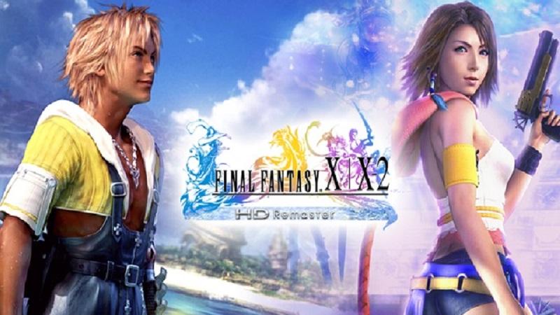 Final Fantasy XX2 HD remaster