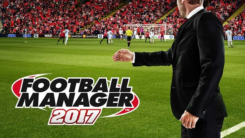 Football Manager 2017 – darmowy weekend na Steamie