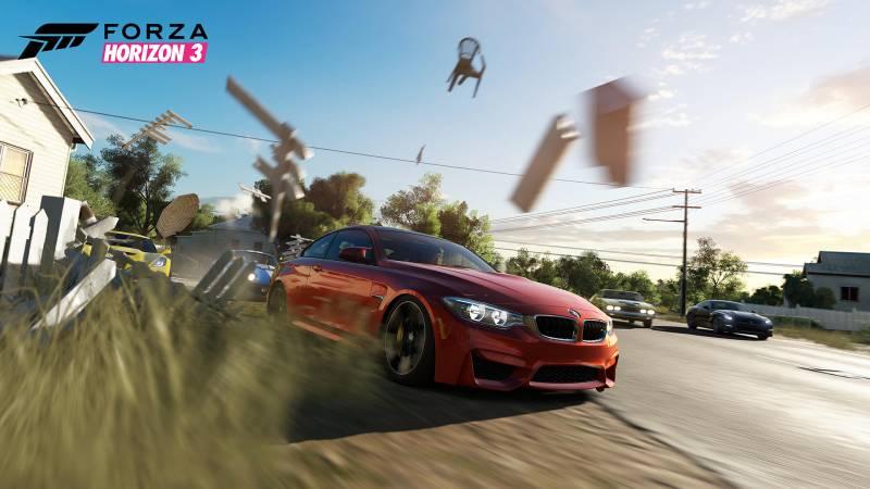 Forza Horizon 3 otrzyma dwa dodatki, pierwszy zadebiutuje jeszcze w tym roku