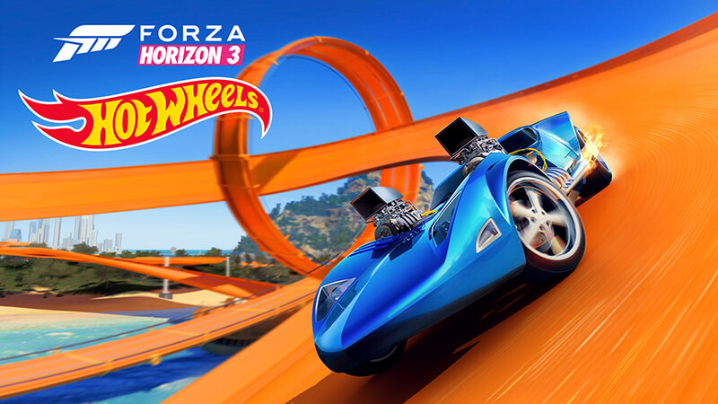Forza Horizon 3 Dodatek Hot Wheels