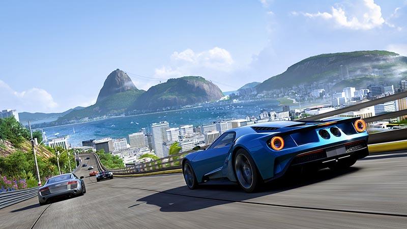 Wersja demonstracyjna gry Forza Horizon 3 już dostępna w Xbox Live