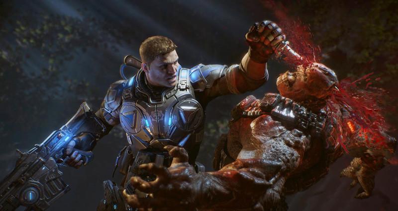 Gears of War 4 1