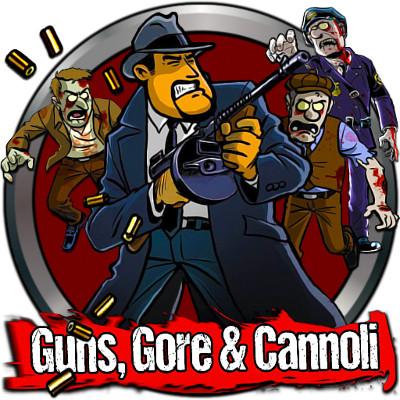 Guns Gore Cannoli 1