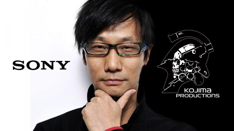 Hideo Kojima sony