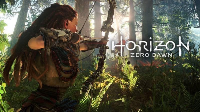Horizon Zero Dawn najlepiej sprzedającą się grą w UK. Nowa Zelda na drugim miejscu.