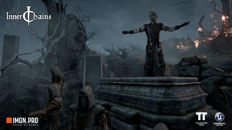 Horror Inner Chains zadebiutuje na PC i konsolach PlayStation 4 i Xbox One na początku przyszłego roku