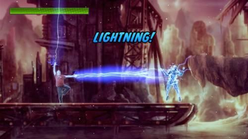 Xbox One z nową grą obsługującą senson Kinect