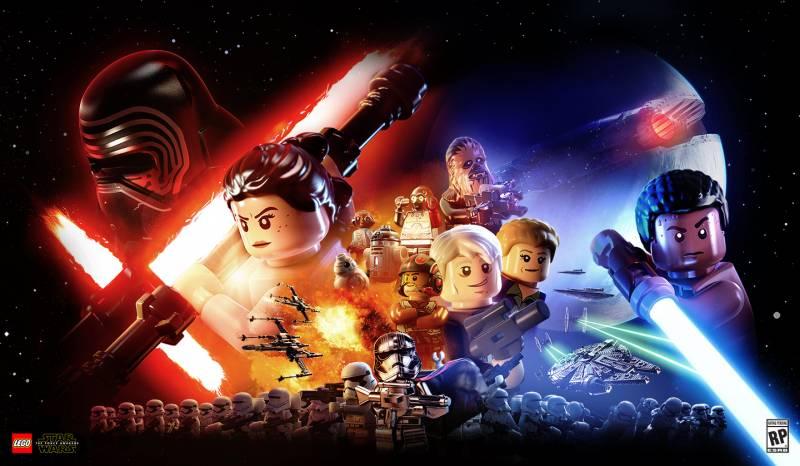 LEGO Gwiezdne wojny Przebudzenie Mocy e1470055443275