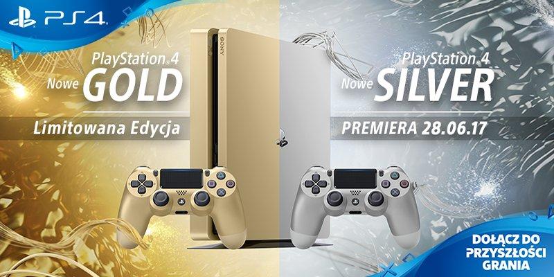 Limitowane edycje PlayStation 4