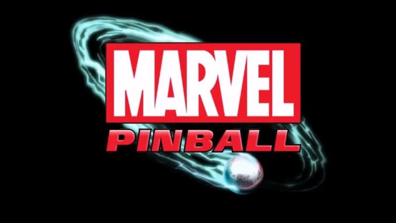 Marvel Pinball art